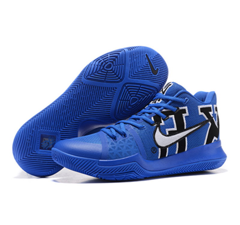 kyrie 3 shoes Duke blue devil